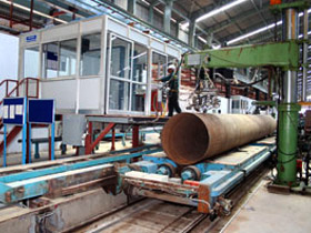 Pipe Mill Inspection | Pipeline Inspection